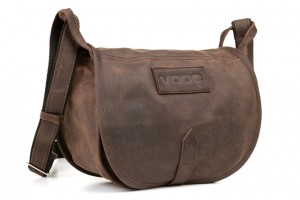 Leather saddle bag URBAN RDW10