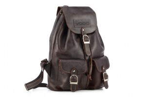 Retro leather backpack TC13