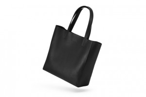 Shopper bag KATE czarna P44
