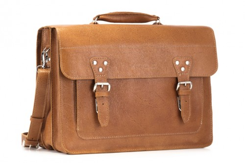 Big business leather satchel TC8 LIMITED