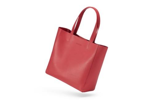 8c2507ed02c5a Shopper bag KATE koralowa P44 VOOC Polska