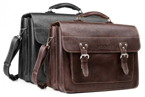 Big business satchel TC8 leather