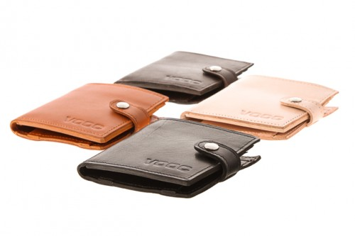 Unisex leather wallet Vintage P21