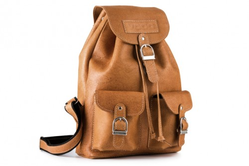 Retro leather backpack TC13 Limited