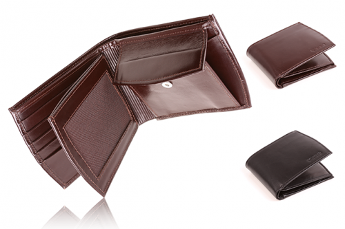 Comfortable men's wallet PPM1